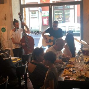 AL·BACARO è brunch in jazz